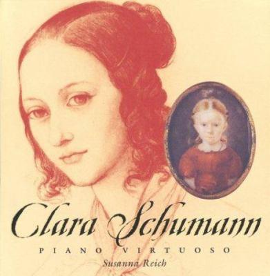 Cover image for Clara Schumann : piano virtuoso