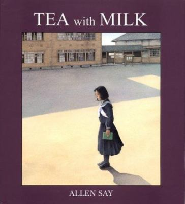 Cover image for Tea with milk