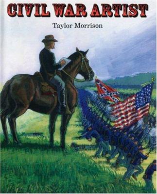Cover image for Civil War artist