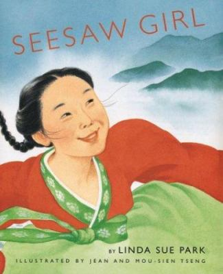Cover image for Seesaw girl