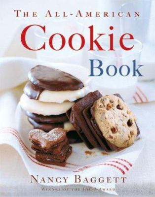 Cover image for The all-American cookie book