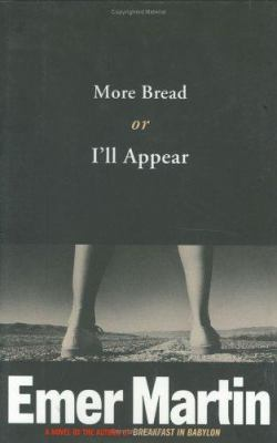 Cover image for More bread or I'll appear