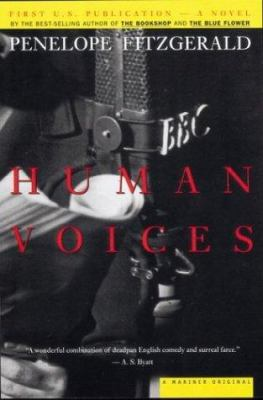 Cover image for Human voices