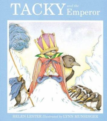 Cover image for Tacky and the Emperor