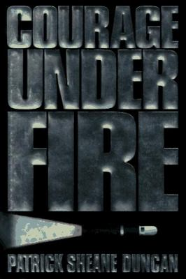 Cover image for Courage under fire