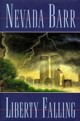 Cover image for Liberty falling