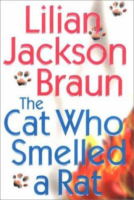 Cover image for The cat who smelled a rat