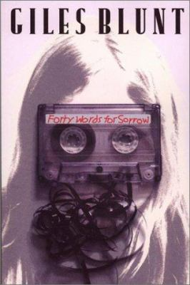 Cover image for Forty words for sorrow