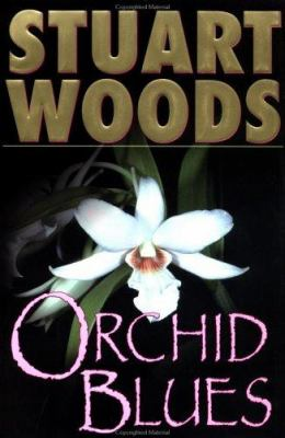Cover image for Orchid blues