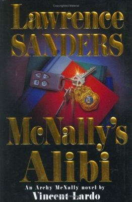 Cover image for McNally's alibi