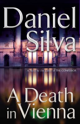 Cover image for A death in Vienna