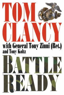 Cover image for Battle ready