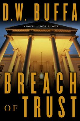 Cover image for Breach of trust