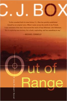 Cover image for Out of range