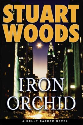 Cover image for Iron orchid