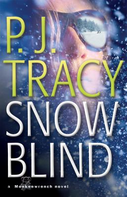 Cover image for Snow blind