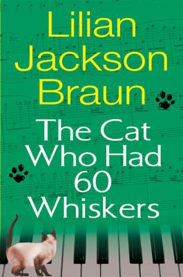 Cover image for The cat who had 60 whiskers