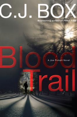 Cover image for Blood trail