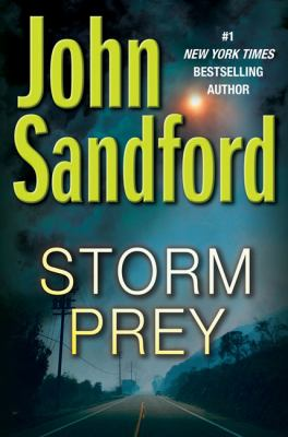 Cover image for Storm prey
