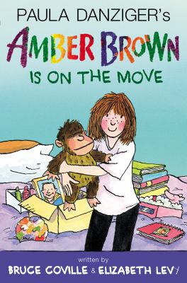Cover image for Paula Danziger's Amber Brown is on the move