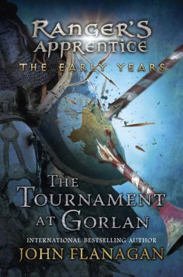 Cover image for Tournament at Gorlan