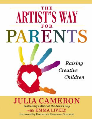 Cover image for The artist's way for parents : raising creative children