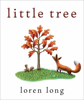 Cover image for Little tree