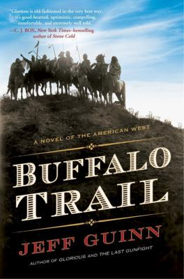 Cover image for Buffalo trail
