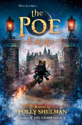 Cover image for The Poe Estate