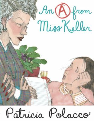 Cover image for An A from Miss Keller