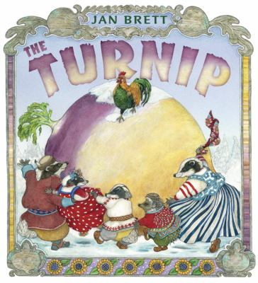Cover image for The turnip