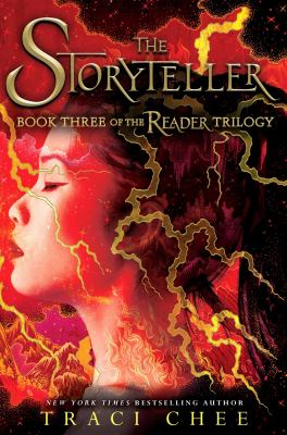 Cover image for The storyteller