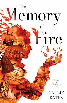 Cover image for The memory of fire