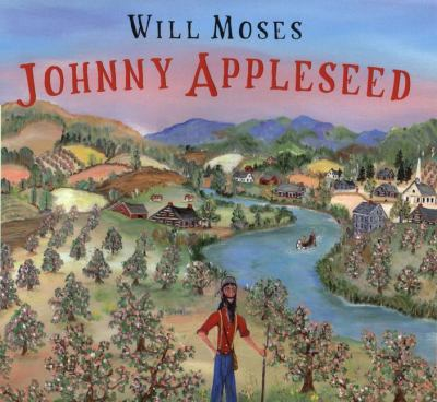 Cover image for Johnny Appleseed : the story of a legend