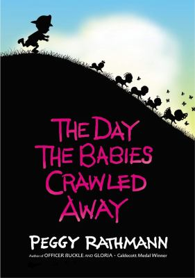 Cover image for The day the babies crawled away