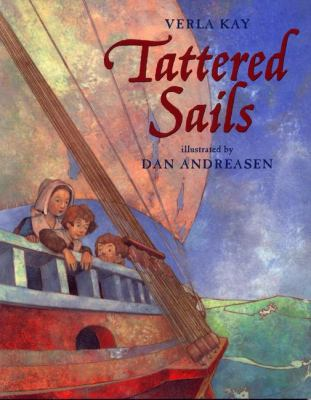 Cover image for Tattered sails