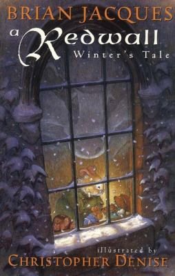 Cover image for A Redwall winter's tale