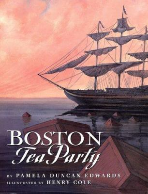 Cover image for Boston Tea Party