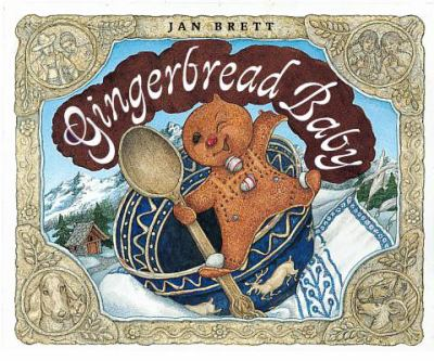 Cover image for Gingerbread baby