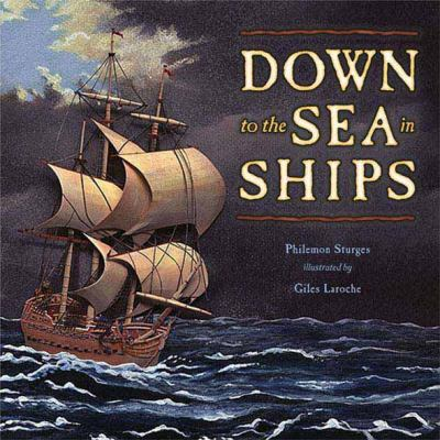 Cover image for Down to the sea in ships