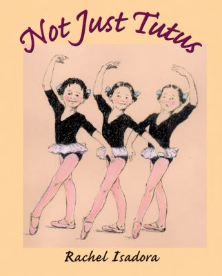 Cover image for Not just tutus