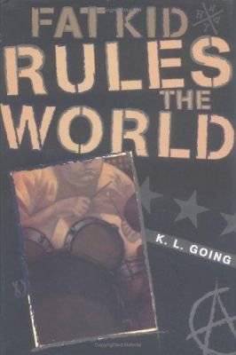 Cover image for Fat kid rules the world