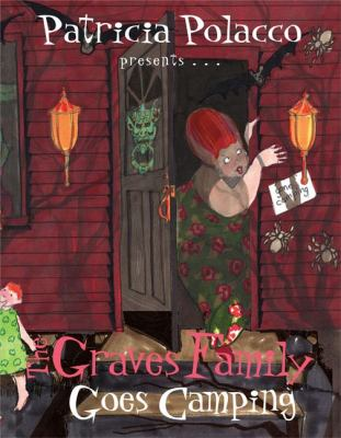 Cover image for The Graves family goes camping