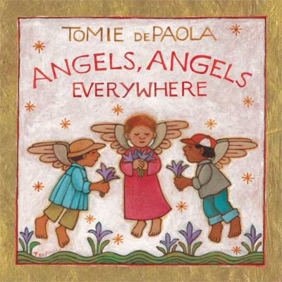 Cover image for Angels, angels everywhere