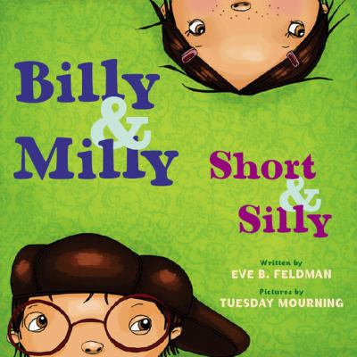 Cover image for Billy & Milly, short & silly