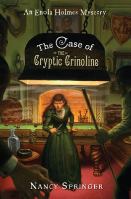 Cover image for The case of the cryptic crinoline