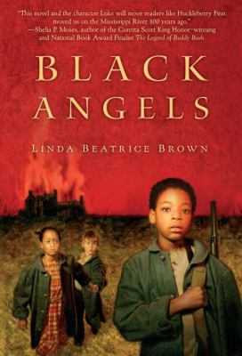 Cover image for Black angels