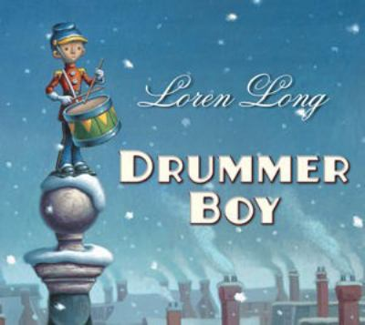 Cover image for Drummer boy