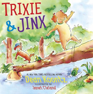 Cover image for Trixie & Jinx