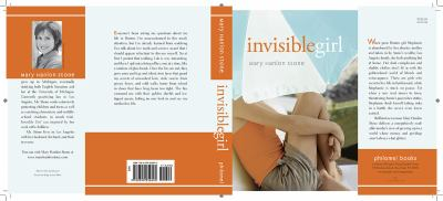 Cover image for Invisible girl